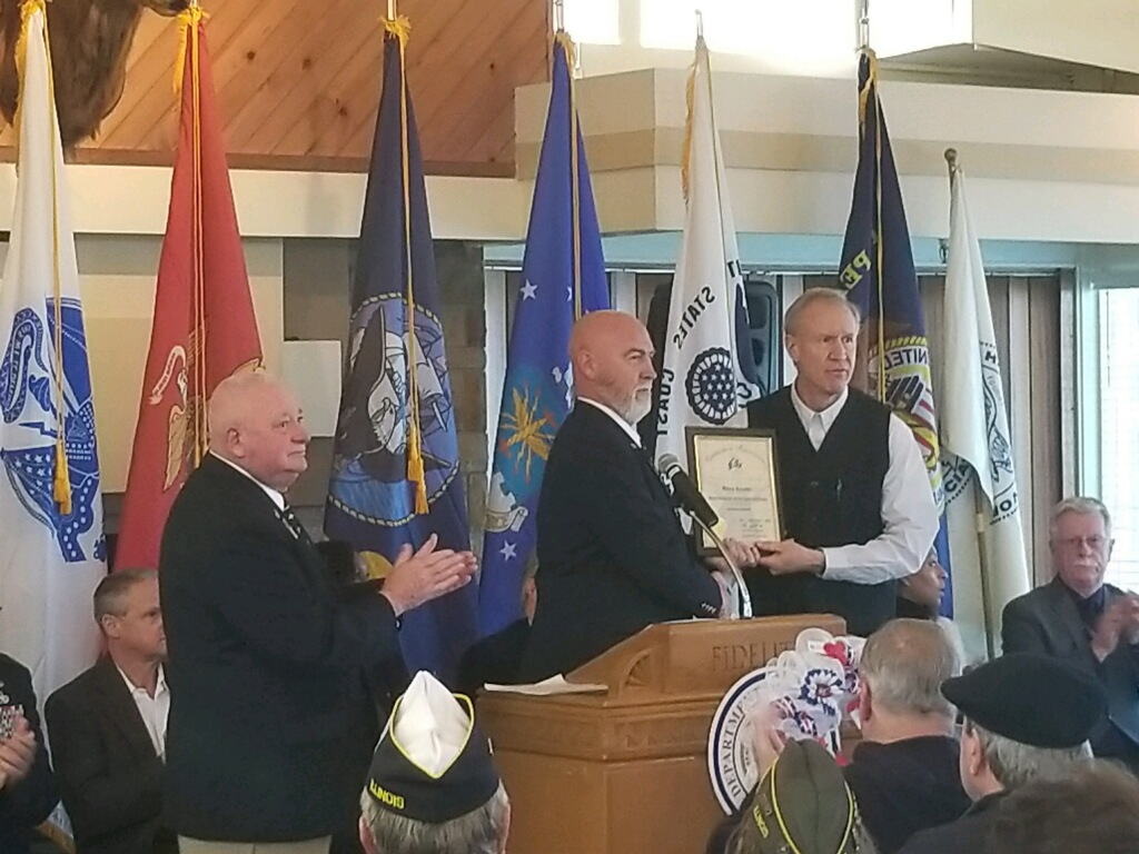 Springfield Illinois Elks Lodge #158 Pearl Harbor Remembrance Day