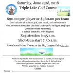 Fairview Heights 16th Annual Golf Tournament