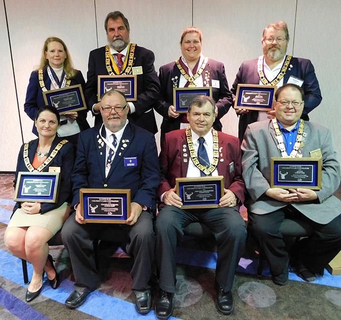 Illinois Elks Children's Care Program Recognition