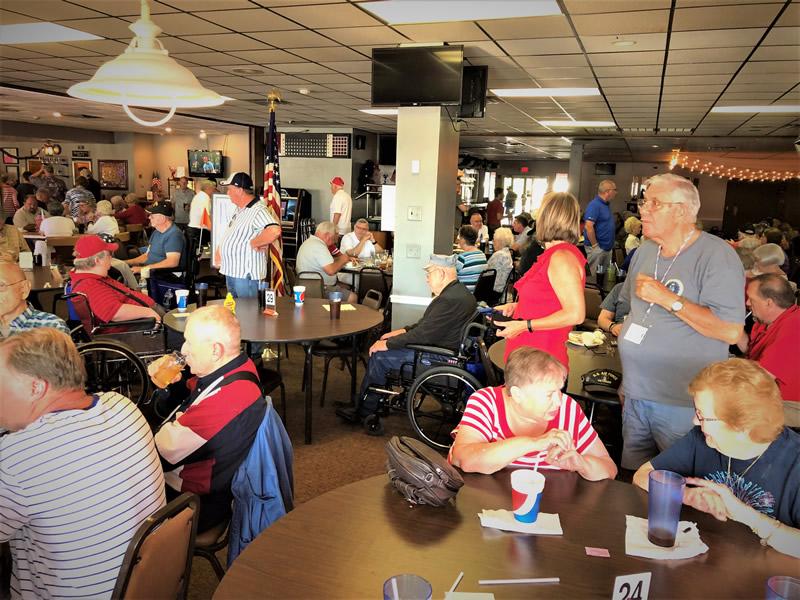 Beacon Grant celebrates Veterans in Quincy