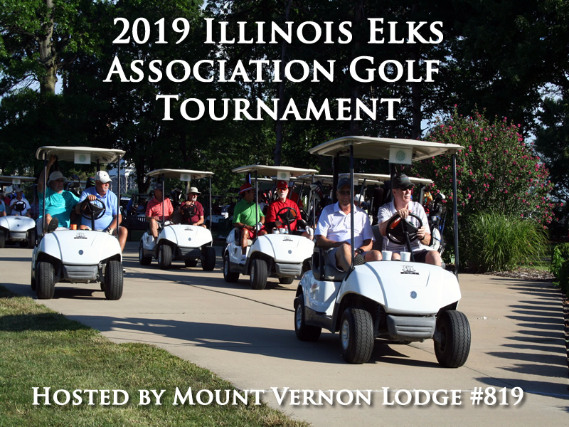 2019 State Golf Tourney Information